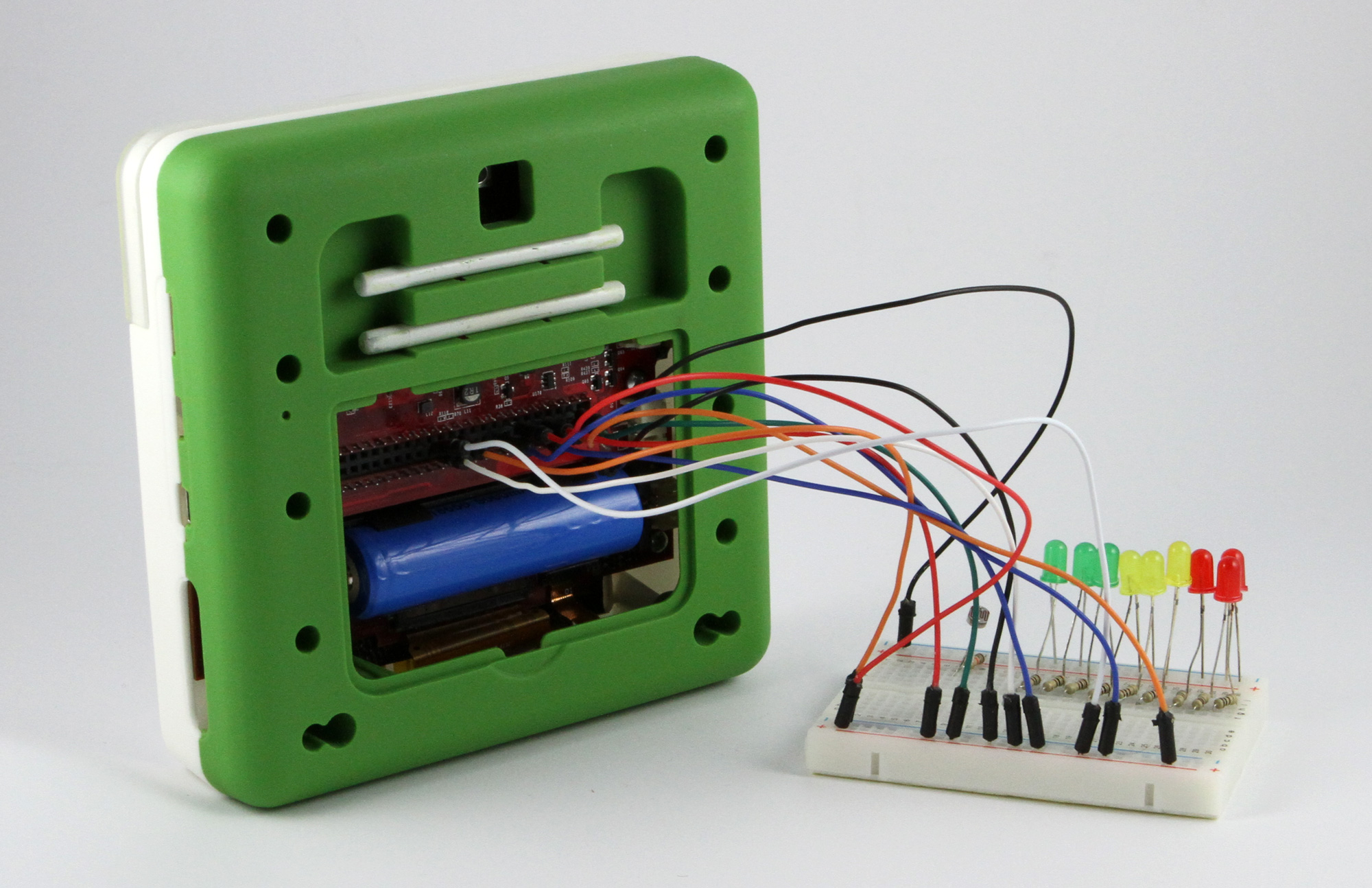 Create breakout board back  1